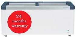 Liebherr EFE6052 Flat Glass Chest Freezer
