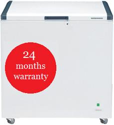 Liebherr EFL3005 Flat Top Chest Freezer