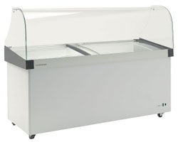 Liebherr EFI 4853 Gelato Pack Display Freezer
