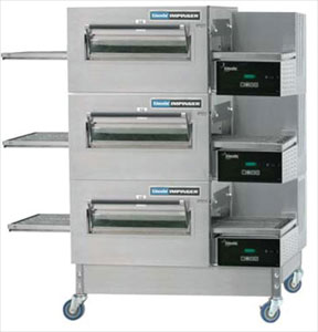 Lincoln 1154-3 Impinger II Gas Conveyor Pizza Oven