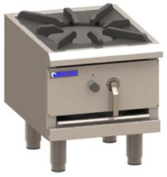 Luus FSP-45 90mj Duckbill Burner Stockpot Boiler
