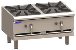 Luus FSP-90 2 90mj Duckbill Burner Stockpot Boiler