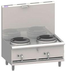 Luus WZ-2SP Compact 2x90mj Stockpot Boiler