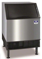 Manitowoc UY0140A NEO Self Contained 41 Kg Half Dice Ice Machine