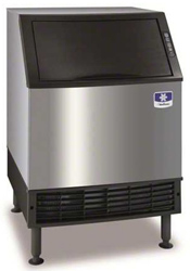 Manitowoc UY0190A NEO Self Contained 60 Kg Half Dice Ice Machine