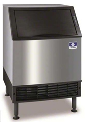 Manitowoc UY0240A NEO Self Contained 68 Kg Half Dice Ice Machine