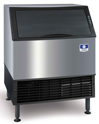 Manitowoc UY0310A NEO Self Contained 107 Kg Half Dice Ice Machine