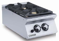 Mareno ANC74G12 Gas 2 Burner Cooktop