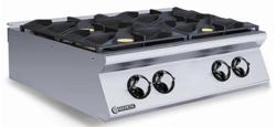 Mareno ANC78G24 Gas 4 Burner Cooktop