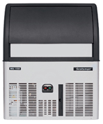 Scotsman NU 150 AS OX SafeX Self Contained Dice Cube Ice Machine