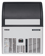 Scotsman NU 220 AS OX SafeX Self Contained Dice Cube Ice Machine