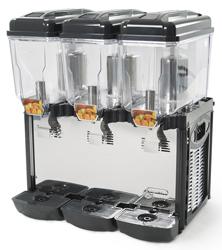 Cofrimell CF-00264 Triple Bowl Coldream Cold Drink Dispenser