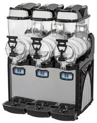 Cofrimell CF-2300 Triple Bowl Oasis 3 Slushy Granita Dispenser
