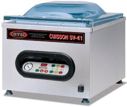 Orved SV41 Sous Vide Vacuum Sealers
