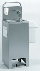 Tournus 806517 Mobile Hand Wash Basin