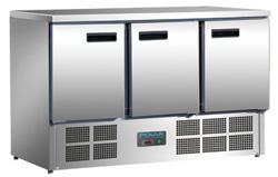 Polar G622-A 3 Door Counter Refrigerator