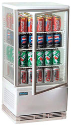 Polar G619-A 68L Chilled Display Cabinet