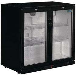 Polar GL012-A 2 Door Bar Display Cooler