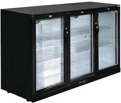 Polar GL014-A 3 Door Bar Display Cooler
