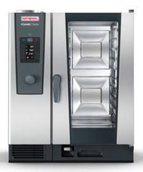 Rational ICC101 iCombi Classic 10 Tray Electric Combi Oven