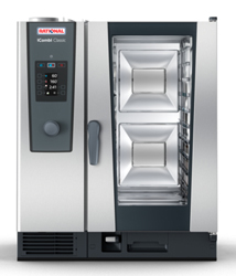 Rational ICC101G iCombi Classic 10 Tray Gas Combi Oven