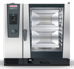 Rational ICC102G iCombi Classic 10 Tray Gas Combi Oven