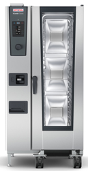Rational ICC201G iCombi Classic 20 Tray Gas Combi Oven