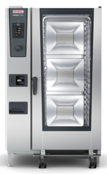 Rational ICC202G iCombi Classic 20 Tray Gas Combi Oven