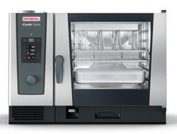 Rational ICC62 iCombi Classic 6 Tray Electric Combi Oven