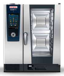Rational ICP101G iCombi Pro 10 Tray Gas Combi Oven