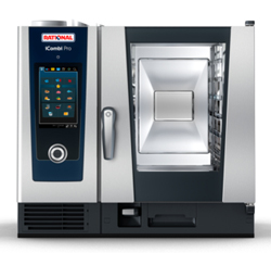 Rational ICP61G iCombi Pro 6 Tray Gas Combi Oven