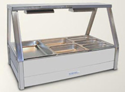 Roband E23RD Hot Food Display