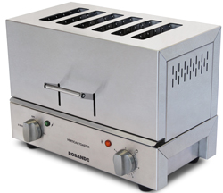Roband TC66 6 Slice Vertical Toaster