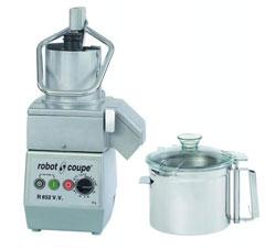 Robot Coupe R652VV Food Processor Cutter and Vegetable Slicer