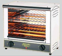 Roller Grill BAR2000 Toaster Grillers