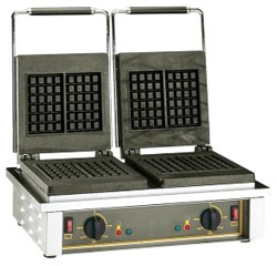 Roller Grill GED20 Waffle Irons