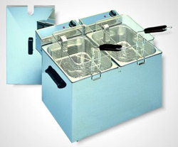 Roller Grill RF5DS Benchtop Fryers