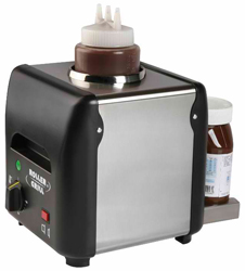 Roller Grill WARM IT W1 Single Sauce and Chocolate Warmer