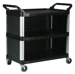 Rubbermaid 4093 Xtra Utility Cart