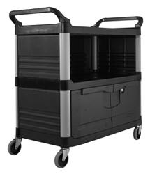 Rubbermaid 4095 Xtra Equipment Cart