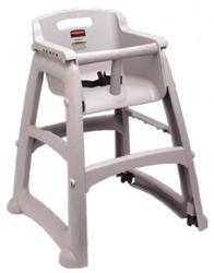 Rubbermaid 7814 Toddler High Chair