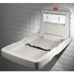 Rubbermaid 7819 Vertical Baby Change Station