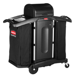 Rubbermaid 9T76 Compact Housekeeping Cart