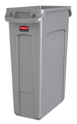 Rubbermaid Slim Jim 87 Ltr Waste Container