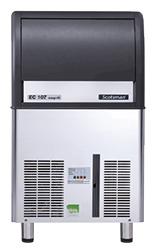 Scotsman ECM 107 AS OX EcoX & SafeX Medium Gourmet Cube Ice Maker with Drain Pump