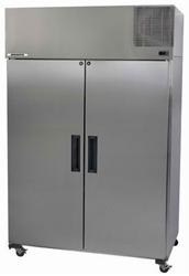 Skope Pegasus PG1300VF 2 Door Upright Freezer