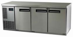 Skope Pegasus PG400HF 3 Door Bench Freezer