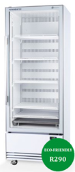 Skope BME600N-A 1 Active Core 1 Door Display Refrigerator