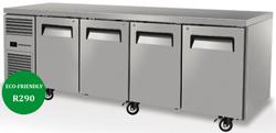Skope ReFlex RF7.UBR.4.SD 4 Solid Door Underbench Food Storage Fridge