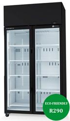 Skope SKT1000N-A ActiveCore 2 Door Display Fridge